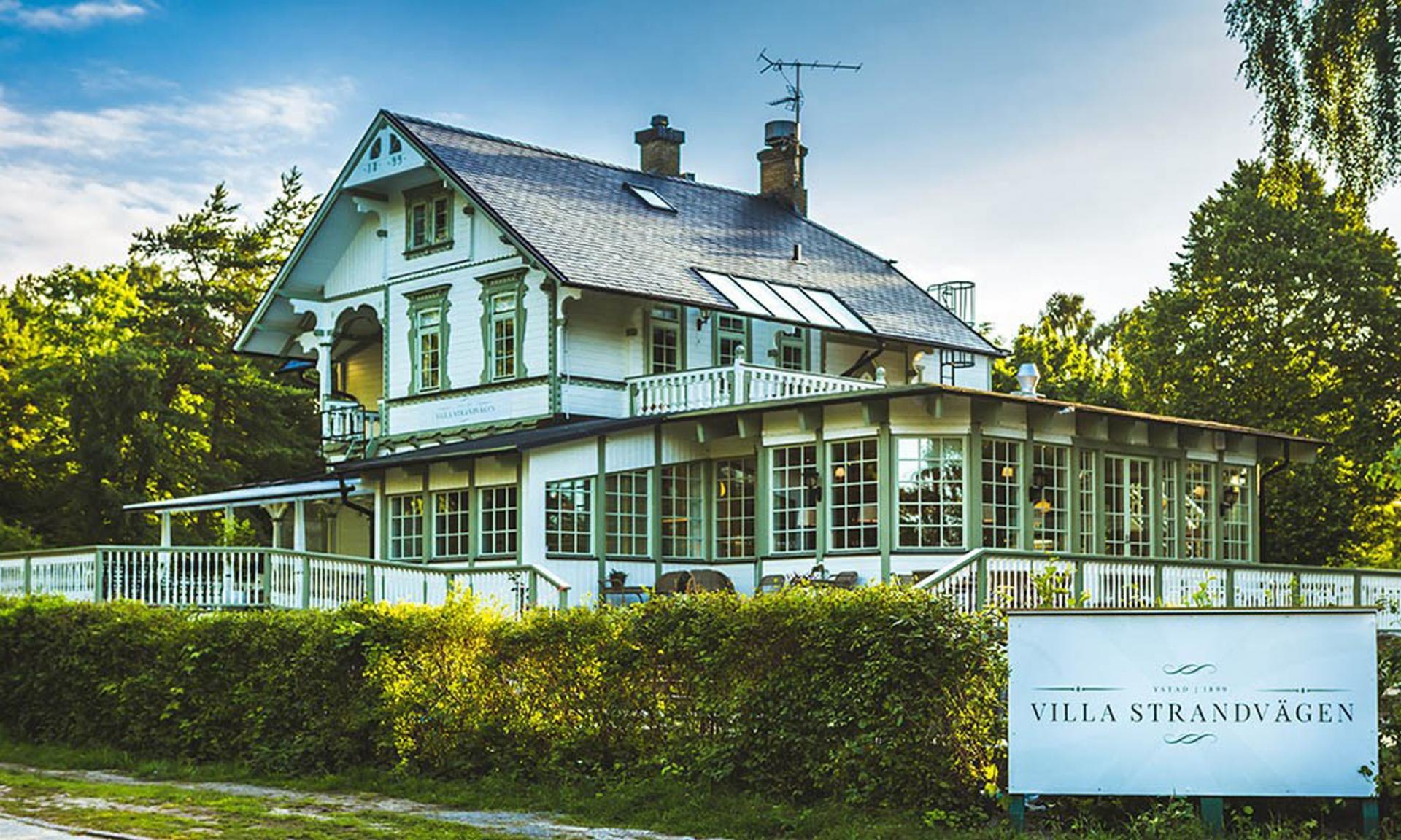mysiga hotell österlen