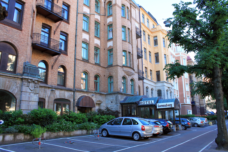 hotell nära liseberg scandic