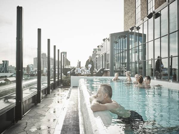 hotell i mora med pool