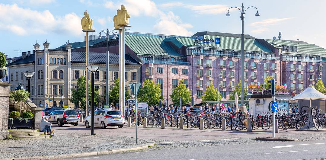 billiga hotell göteborg avenyn