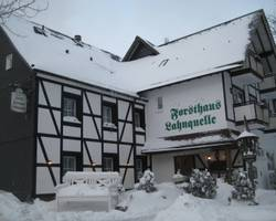 Hotel Forsthaus-Lahnquelle