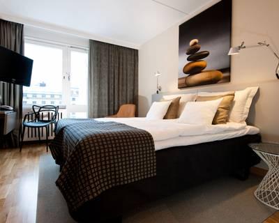 hotell stockholm billigt