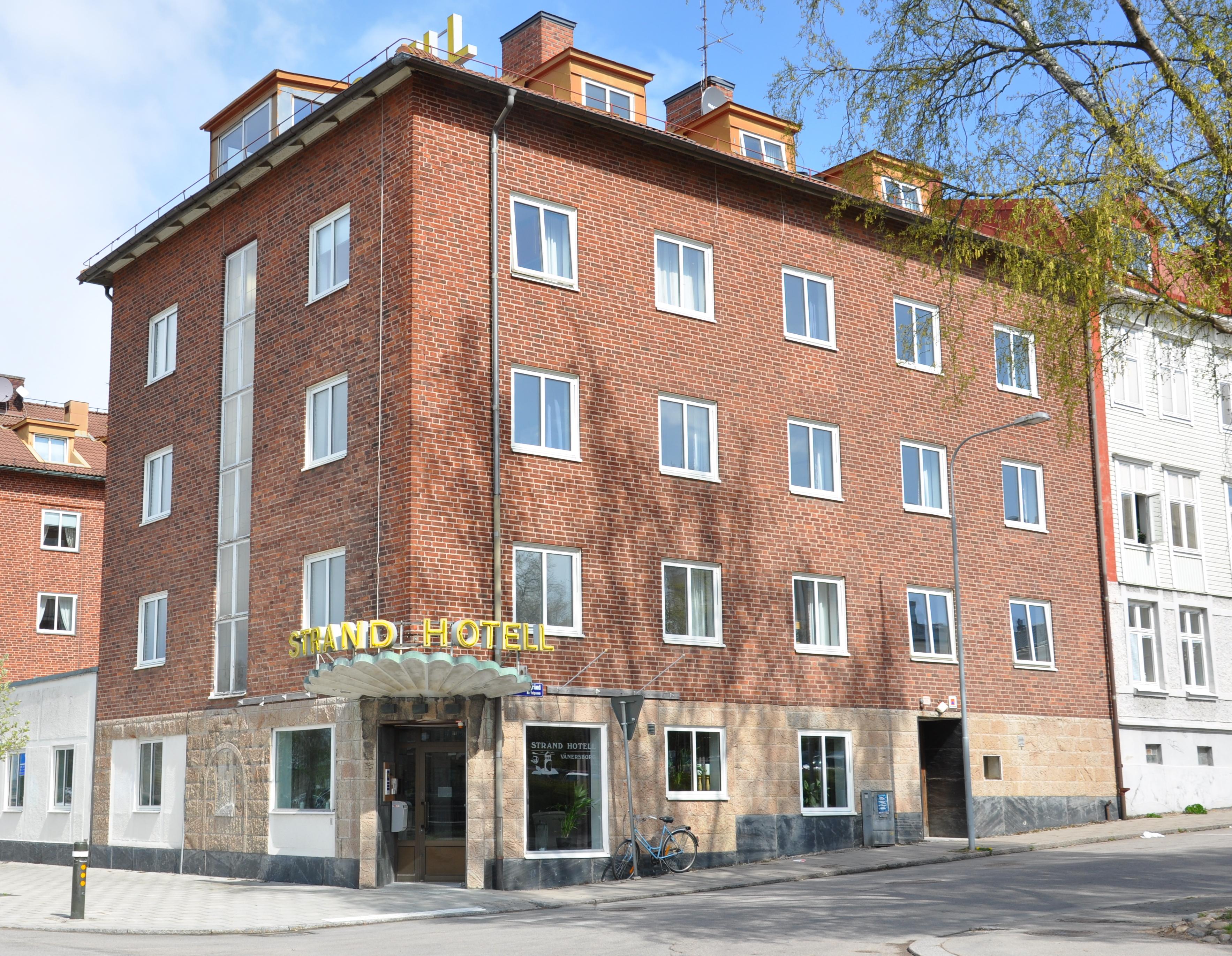 Sverige runt vanersborg 3