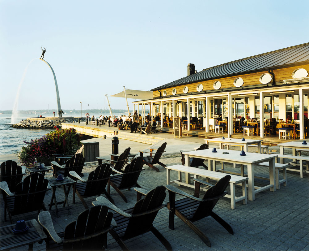 nacka strand restaurang