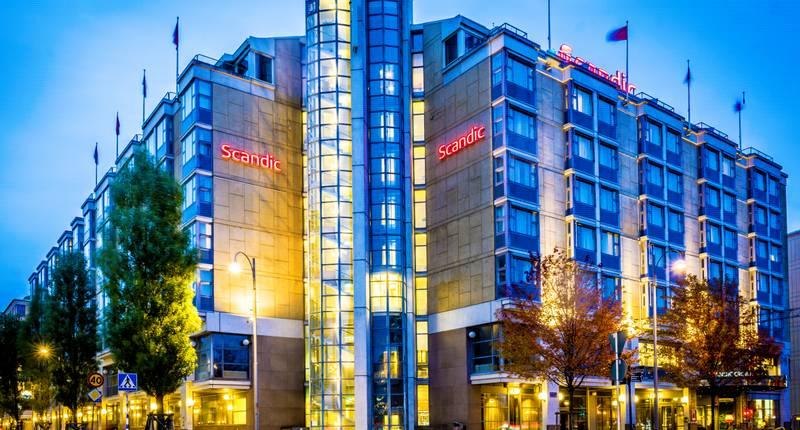 Scandic Hotel Crown I Goteborg Boka De Basta Erbjudandena